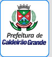 Prefeitura Municipal de Caldeirão Grande - BA. Transparência Municipal